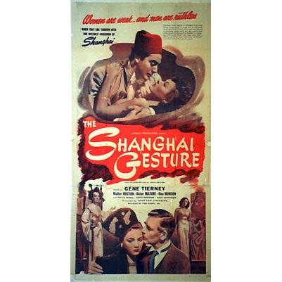 The Shanghai Gesture (1941)