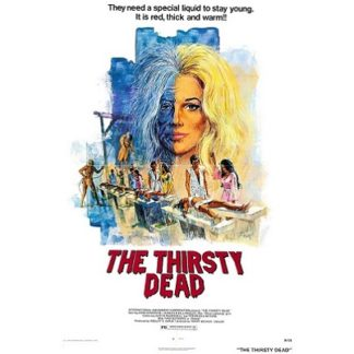 The Thirsty Dead (1973)