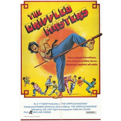 The Crippled Masters (1979)