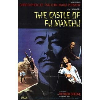 The Castle Of Fu Manchu (1969)