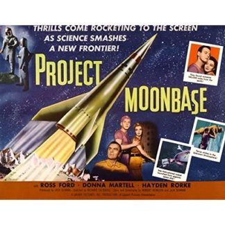 Project Moonbase (1953)