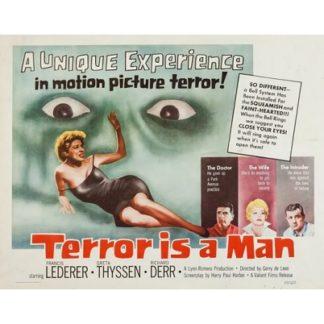 Terror Is A Man (1959)