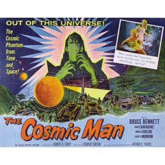 The Cosmic Man (1958)
