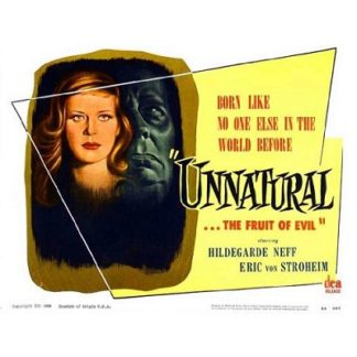 Unnatural...The Fruit Of Evil (1952)