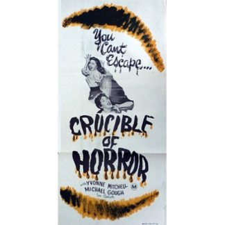 Crucible Of Horror (1971)