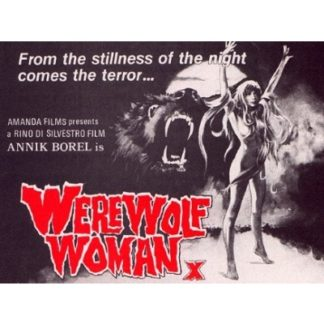 Werewolf Woman (1976)