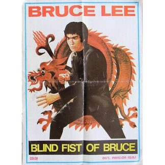 Blind Fist Of Bruce (1981)