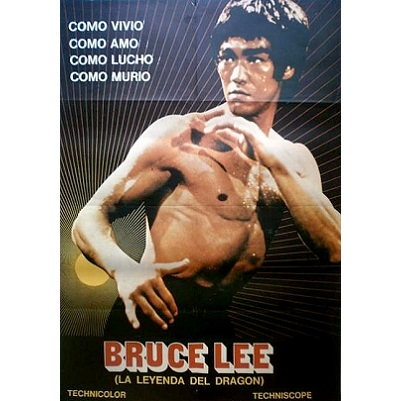 Bruce Lee: A Dragon Story (1976)