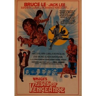 Bruce's Fist Of Vengeance (1984)