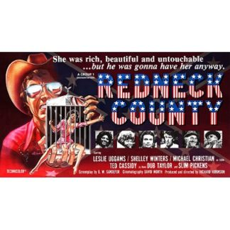 Redneck County Rape (1975)