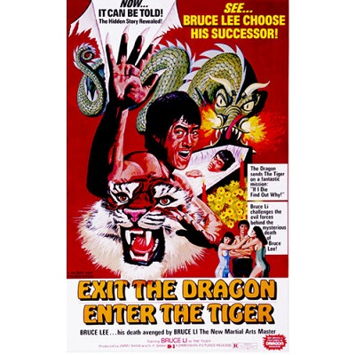 Exit The Dragon, Enter The Tiger (1976)