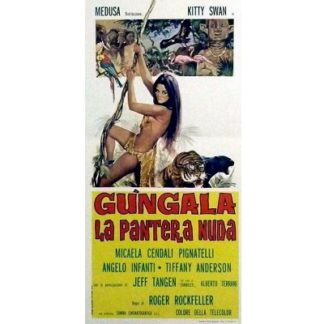 Gungala La Pantera Nuda (1968)