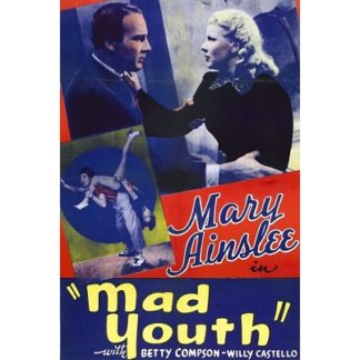 Mad Youth (1940)