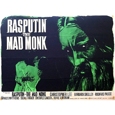 Rasputin: The Mad Monk (1965)