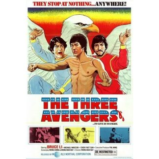 The Three Avengers (1979)