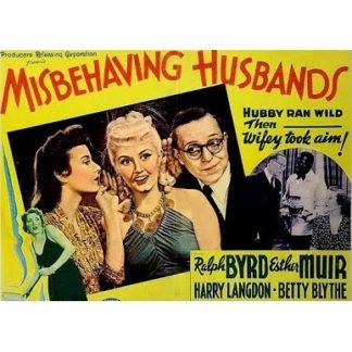 Misbehaving Husbands (1940)