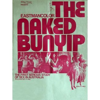 The Naked Bunyip (1970)