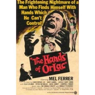 The Hands Of Orlac (1964)