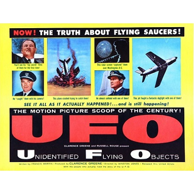 UFO: The True Story Of Flying Saucers (1956)