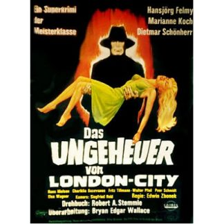 Monster Of London City (1964)