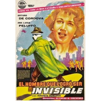 The New Invisible Man (1958)