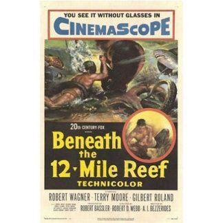 Beneath The 12-Mile Reef (1953)