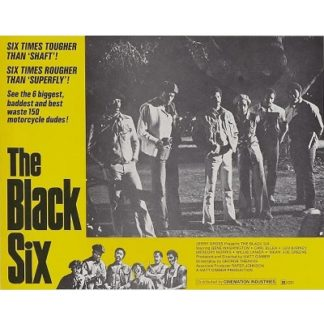 The Black Six (1974)