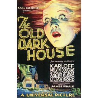The Old Dark House (1932)