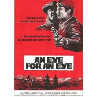 An Eye For An Eye (1966)