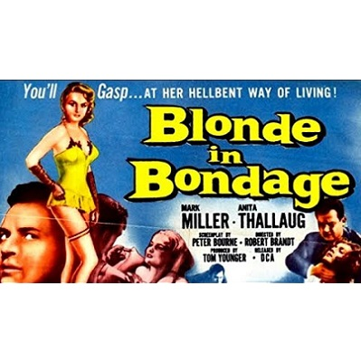Blonde In Bondage (1957)