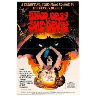 Blood Orgy Of The She-Devils (1972)